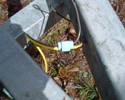 boat trailer lights wiring splice