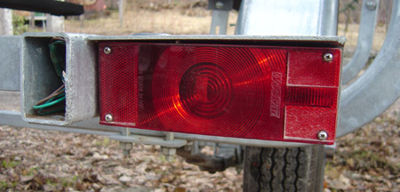 boat trailer lights easy trailer light wiring