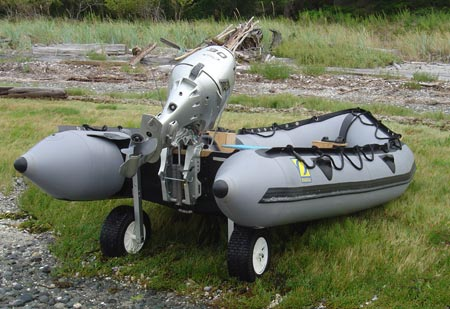 Best Bottom Paint For Inflatable Boats
