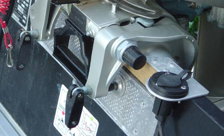 Inflatable boat motor mount setting up your system will for How to raise outboard motor