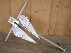 small boat fluke anchor