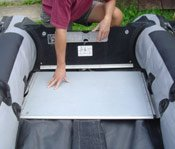inflatable boat floor